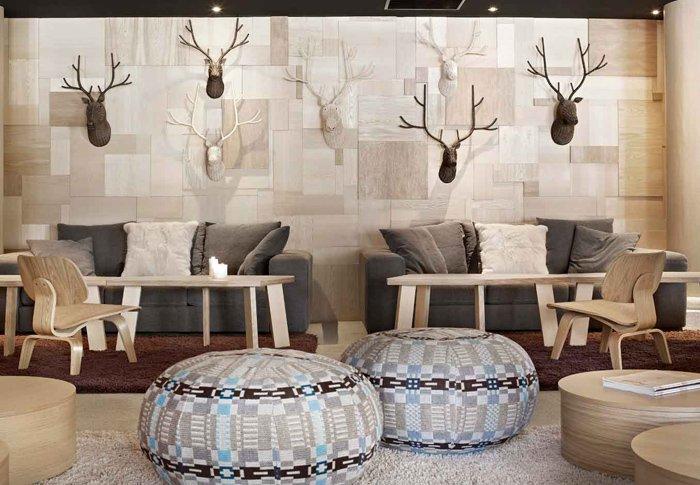 Дизайн отель Altapura Hotel (Франция)