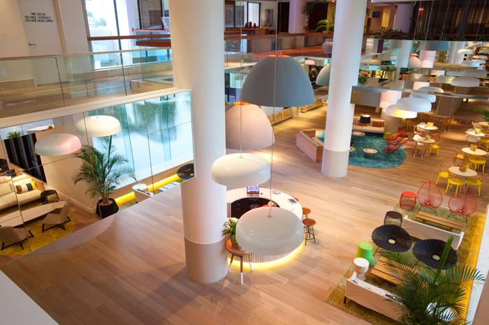Отель, в котором живет лето