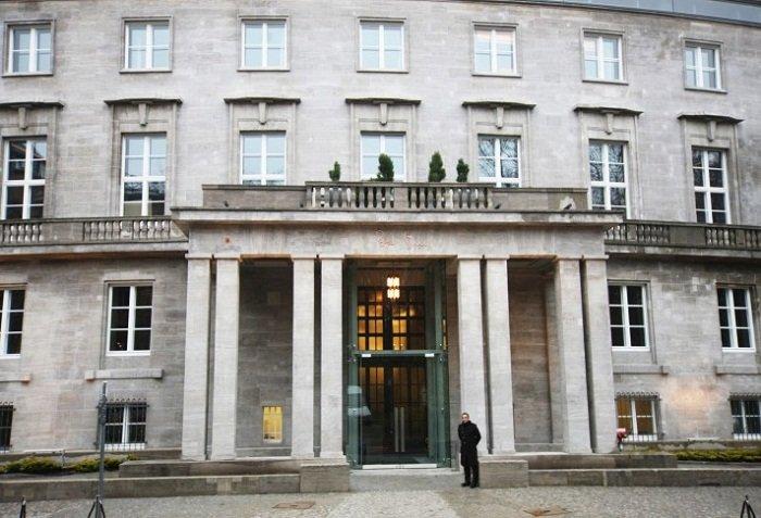 Отель Das Stue в здании бывшего посольства в Берлине