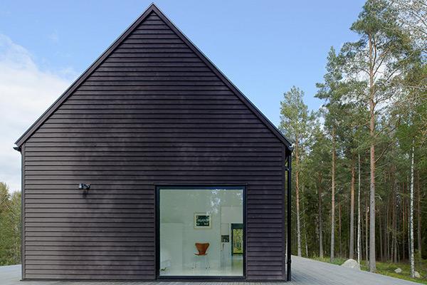 Минимализм  Вилла в скандинавском стиле за 150,000 евро