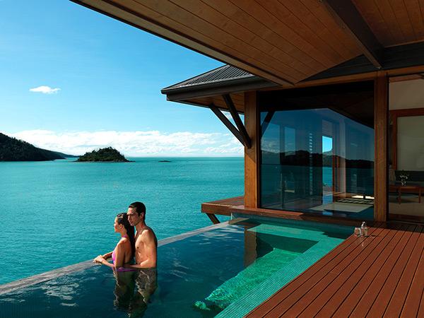 Изысканный отель Qualia на острове Гамильтон