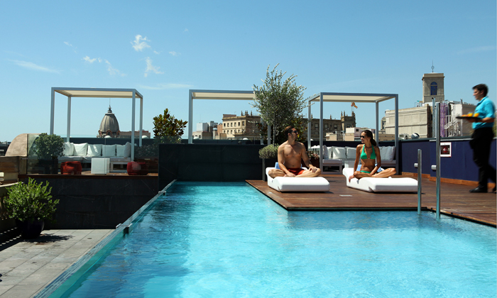 Ohla Hotel (Барселона)