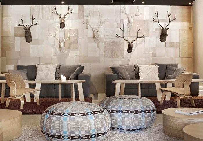 Дизайн и интерьеры Altapura Hotel (Франция)