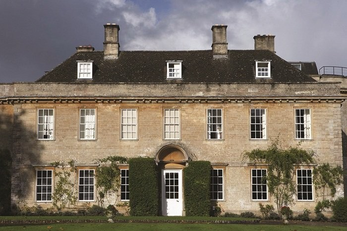 Великолепные интерьеры Babington House (Англия)