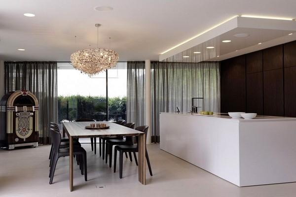 Особняк в Швейцарии от архитекторов SimmenGroup