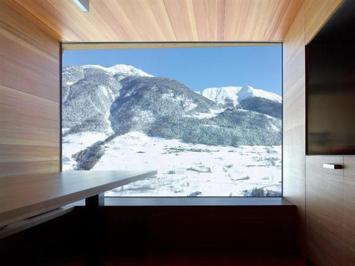 Комфорт в Альпах