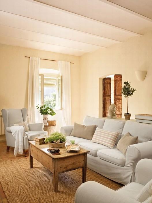 Стиль Прованс в интерьере дома