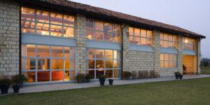 Дизайнерский проект дома. Италия