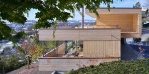 Дизайн частного дома. Швейцария