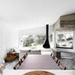 Белоснежная резиденция в оливковой роще в Испании