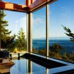 Частный дом на острове Сан-Хуан в штате Вашингтон