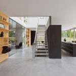 Минималистский дизайн экологичной виллы в Нидерландах