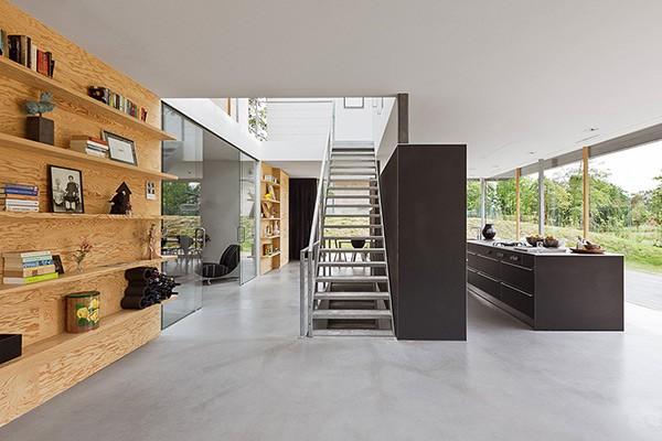 Дизайн-проект виллы в Нидерландах
