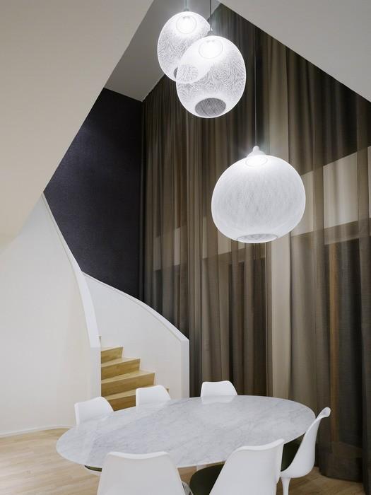 Дизайн апартаментов QUANT