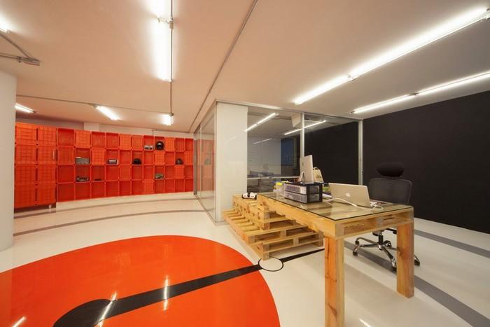 Яркий  Офис компании Altímetro