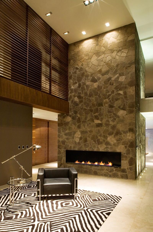 Стекло и бетон в Мексике