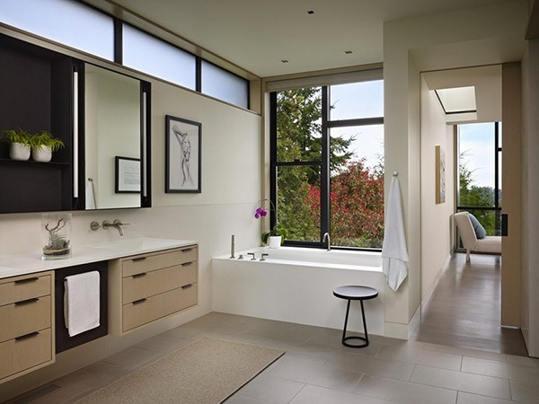 Частный дом от DeForest Architects