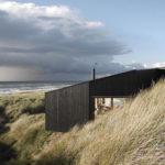 Дом для отдыха на берегу Северного моря