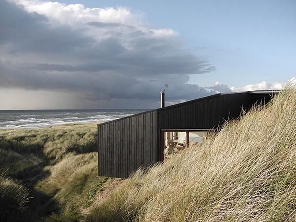 Дом на берегу моря. Дания