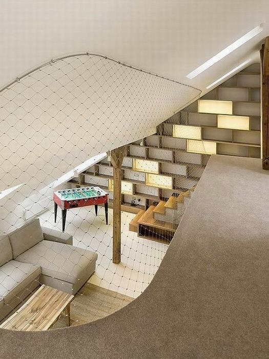 Лофт  Интерьер от A1 Architects