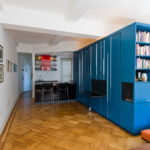 Креативный дизайн интерьера маленькой квартиры