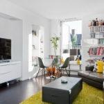 Маленький интерьер маленькой квартиры