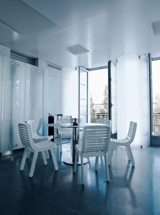 Квартира в Париже, интерьер, дизайн
