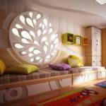 Дизайн интерьера комнаты для двух девочек