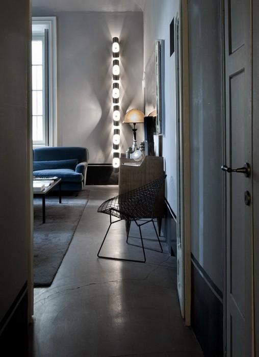 Серый  Дом в Милане