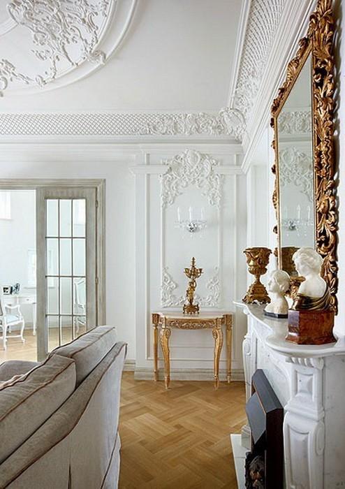Французский стиль  Изысканный французский стиль