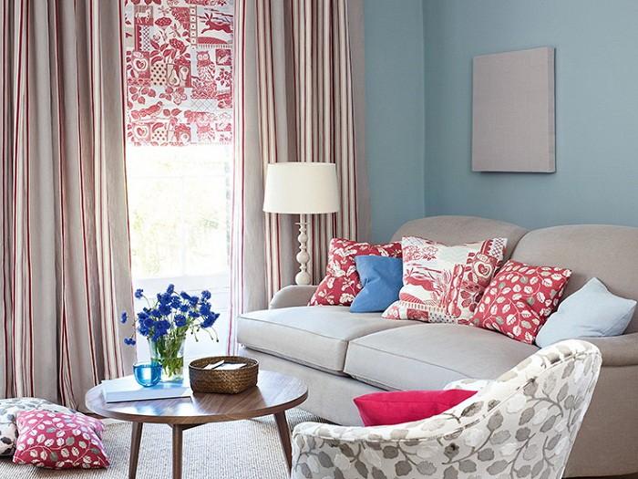 Красочный текстиль