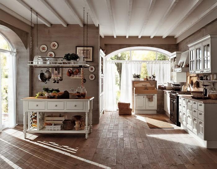 Кухня в стиле прованс_07