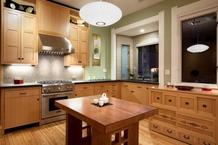 Восточный стиль  Кухня в восточном стиле