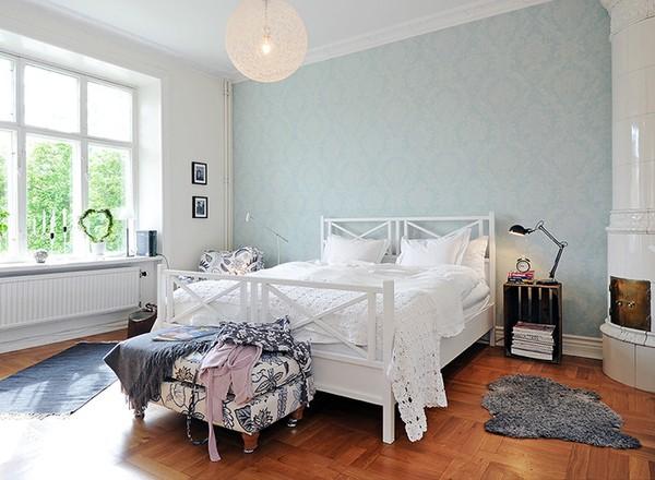Несколько примеров интерьера спальни