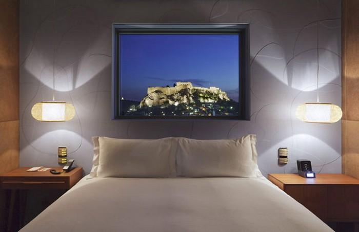 Отель в Афинах