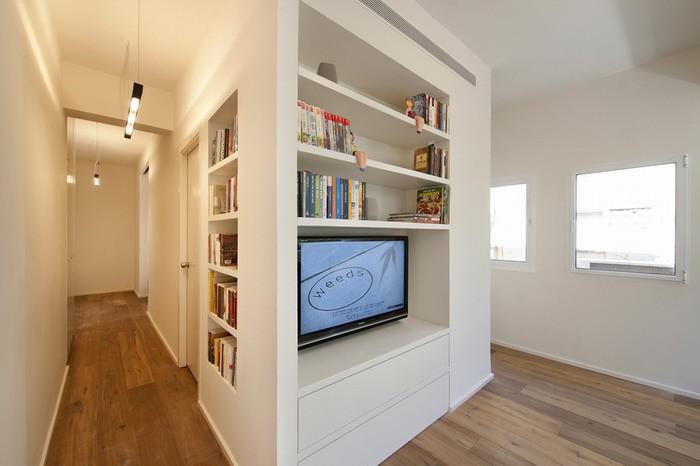 Маленькая  Переделка маленькой квартиры