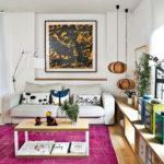 Дизайн интерьера небольшой квартиры: шведская тема