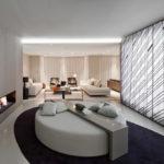 Дизайнерский интерьер квартиры в Лиссабоне