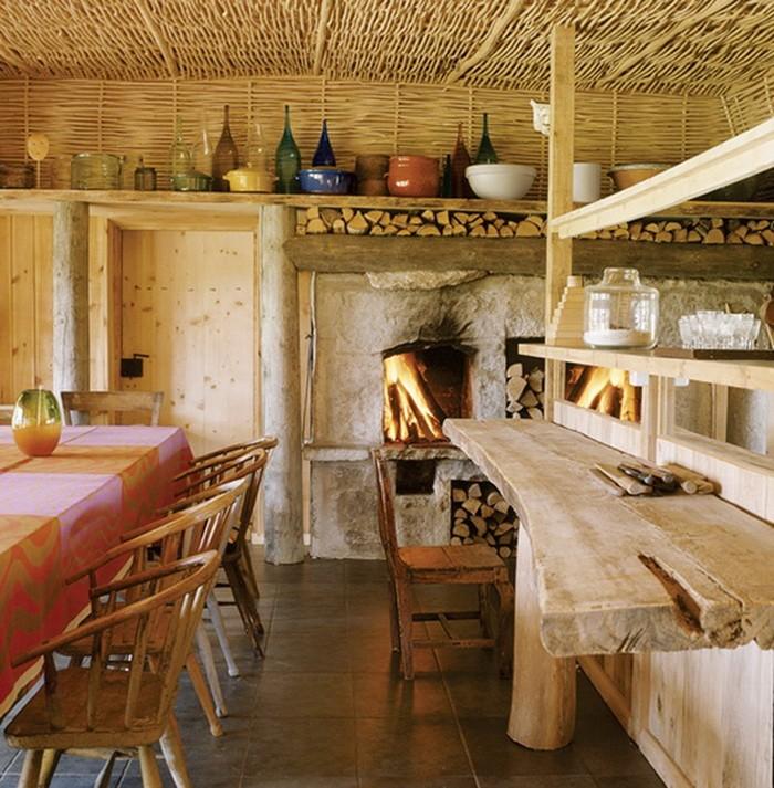 Как обустроить старый дом