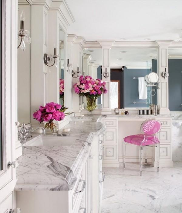 Классический стиль  Ванная комната в классическом стиле