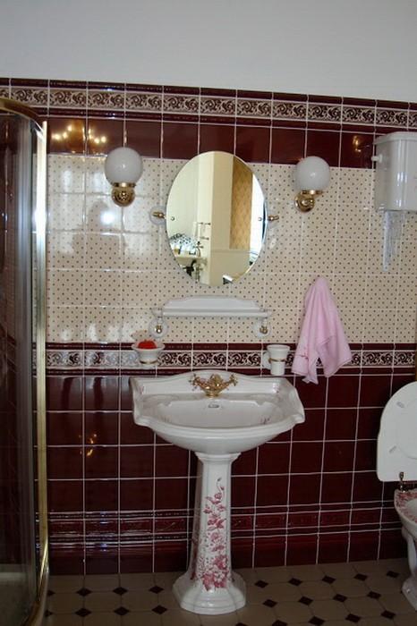 Ванные в английском стиле