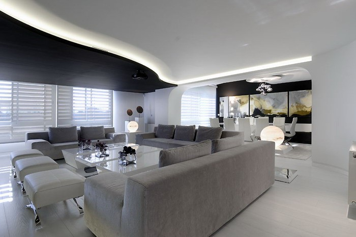 Дизайн квартиры от A-Cero_01
