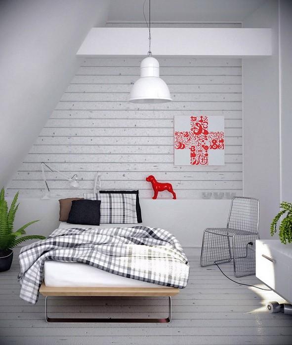 Маленькая  Идеи для маленьких спален