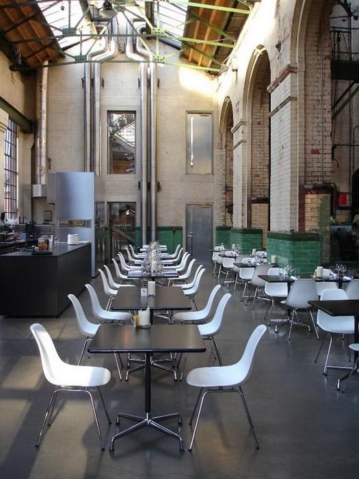 Интерьеры ресторанов быстрого обслуживания_10