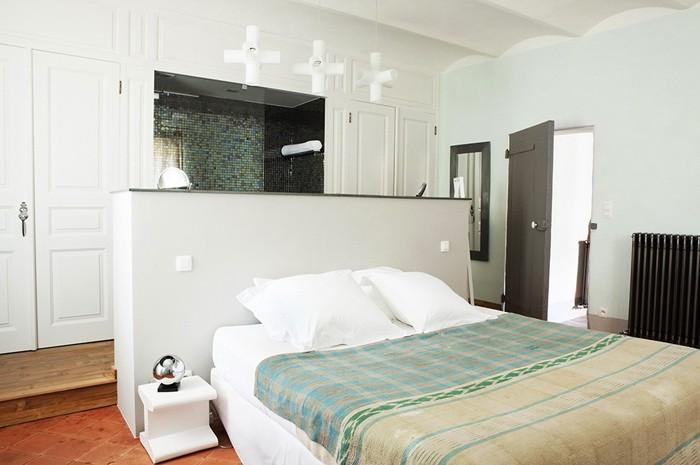Отель со средиземноморским шармом