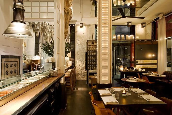 Рестораны Барселоны