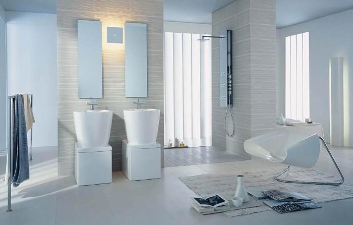 Современный интерьер ванной _10
