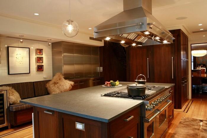 Кухня в которой есть все!