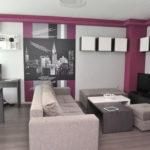 Дизайн интерьера двухкомнатной квартиры для молодой семьи