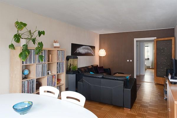 Скандинавский стиль  Свежий дизайн скандинавской квартиры